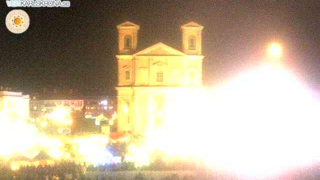 Webcam Karlskrona: torg