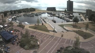 Daylight webcam view from Almere Haven