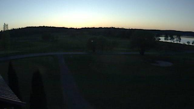 Webcam Sjöändan: Degerfors Golfklubb Degernäs