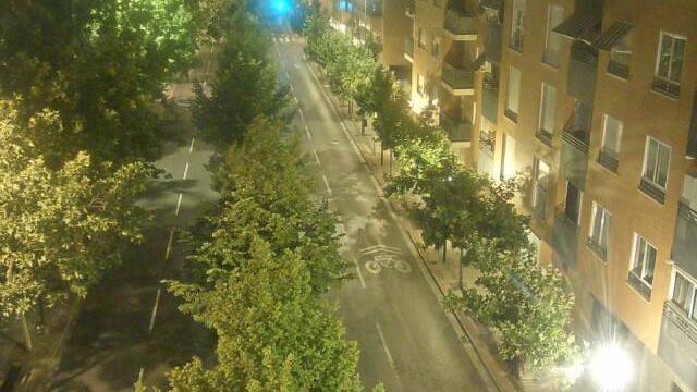 Webcam Logroño: Carmen Medrano/General Urrutia