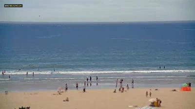Vue webcam de jour à partir de Matosinhos e Leca da Palmeira: Matosinhos