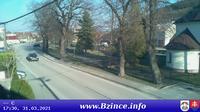 District of Nov� Mesto nad V�hom: Bzince pod Javorinou - Park - Recent