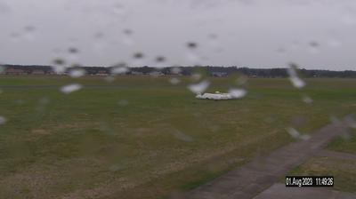Daylight webcam view from Olsztyn: Lotnisko Dajtki