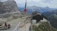 Cortina d'Ampezzo > East: Passo di Falzarego - El día