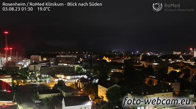 Thumbnail of Rohrdorf webcam at 3:13, Jul 25