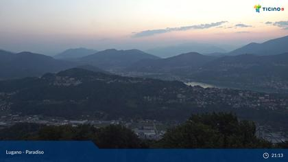 Paradiso: Monte San Salvatore, POI