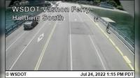 Burien > South: WSF Vashon Ferry Holding (South) - Overdag
