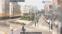Croydon: George St/Wellesley Rd - Jour