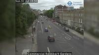Little London: Commercial Rd/Albert Gardens - Actuales