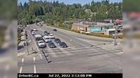 Mission > North: , Hwy  at Hwy  approaching - looking north - Actuales