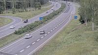 Tampere: Tie - Lahdesjärvi - Jyväskylään - Overdag