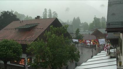 Gstaad: Promenade - Wispile