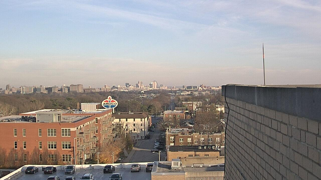 Webcam Clifton Heights: St. Louis Visual Air Pollution Ca