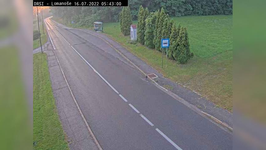 Webkamera Lomanoše: R2-449, Lenart − Gornja Radgona