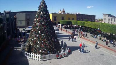 Windy Webcams San Miguel De Allende Jardin Principal De