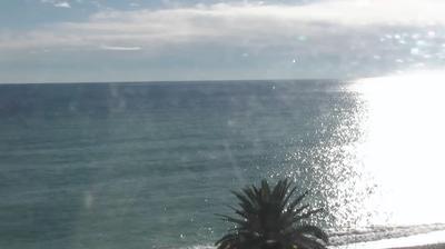 Webcam Nice: Panoramique vidéo