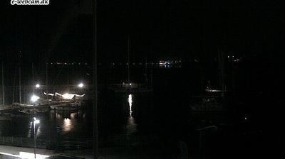Webkamera Roskilde › North-East: Harbour