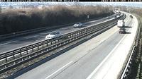 Filderstadt > West: Bonlanden auf den Fildern - B AS - Ost/Bonlanden Blickrichtung Stuttgart - Dia