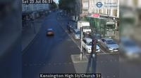 London: Kensington High St/Church St - Actuales