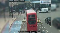 London: Westminster Bridge - South - Overdag