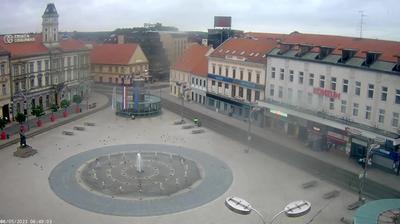 Osijek: Trg Ante Starčevića