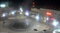 Osijek: Trg Ante Starčevića - Actuelle