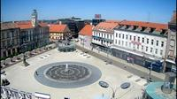 Osijek: Trg Ante Starčevića - Jour