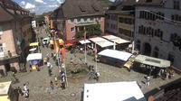 Staufen im Breisgau: Marktplatz - Overdag