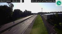Blue Ash: SR- at E of Plainfield Rd - Day time