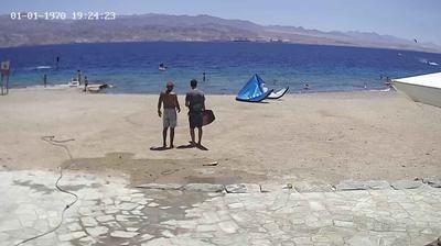 Eilat Daglicht Webcam Image
