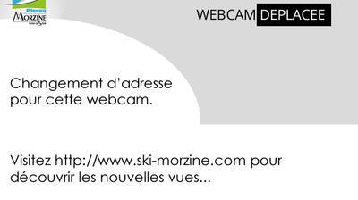 Webcam Morzine: Slopes, Pleney