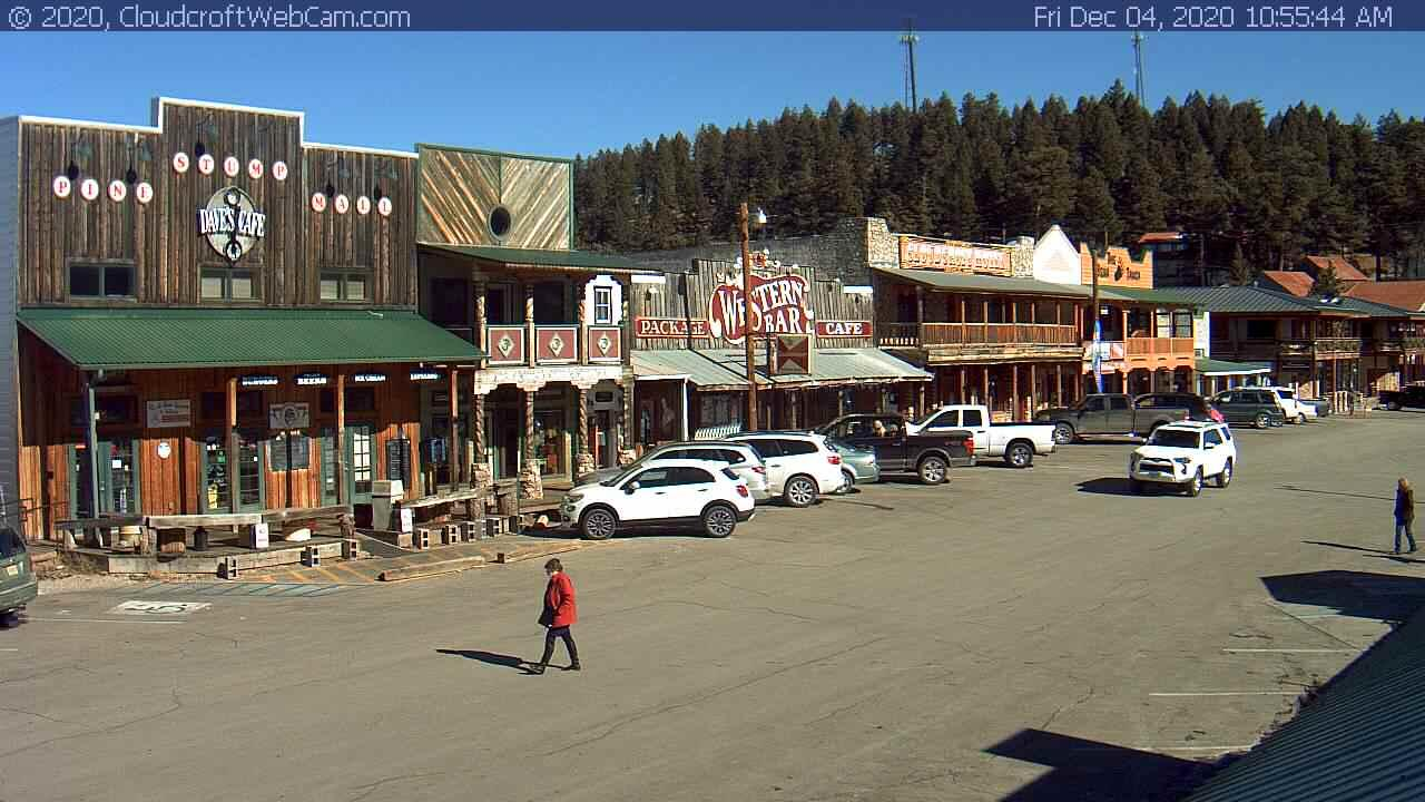 Webcam Cloudcroft: NM