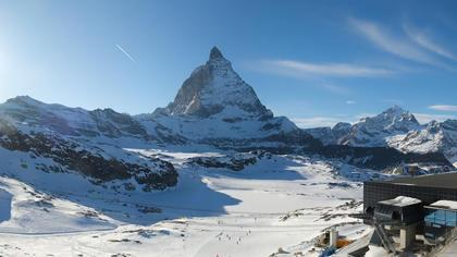Blatten: Zermatt, Trockener Steg