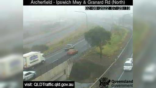 Webcam Rocklea: Archerfield − Granard Road and Ipswich Mo