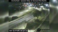 Brisbane City: Archerfield - Granard Road and Ipswich Motorway (looking South) - Current