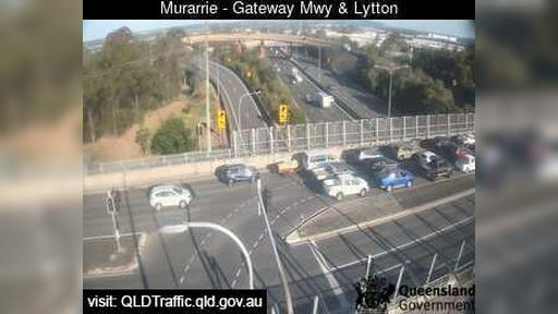 Webcam Murarrie: Gateway Motorway and Lytton (South)