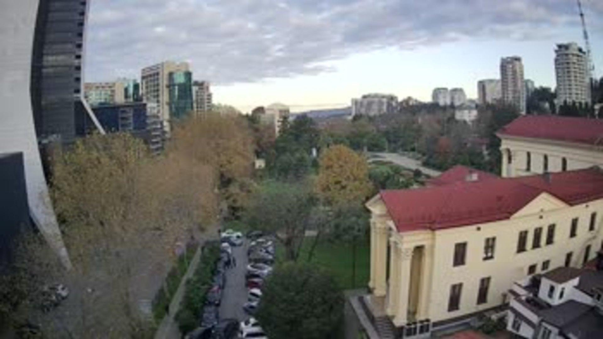 Webkamera Соболевка: Площадь искусств г. Сочи