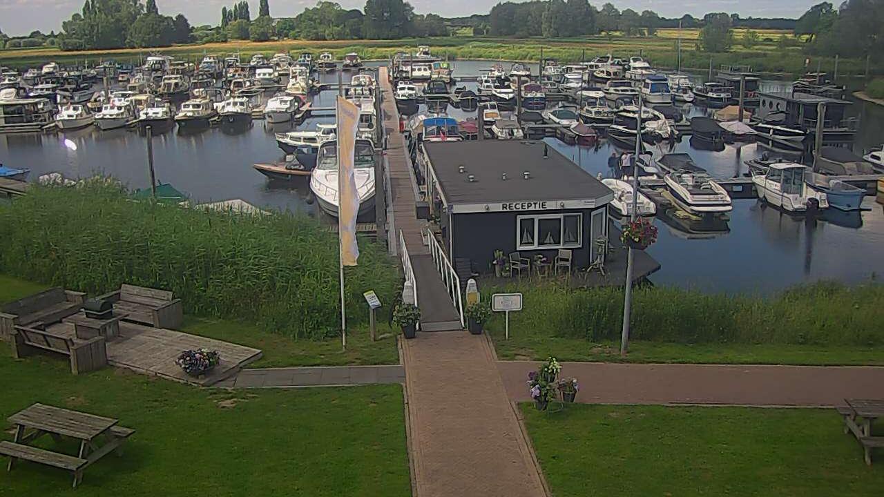 Webcam Hattem: Jachthaven
