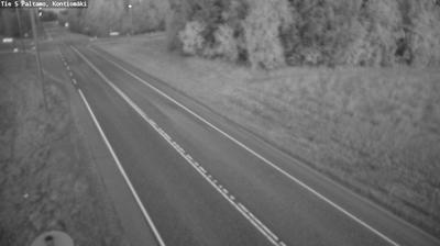 Палтамо: Tie - Kontiomäki - Kajaaniin