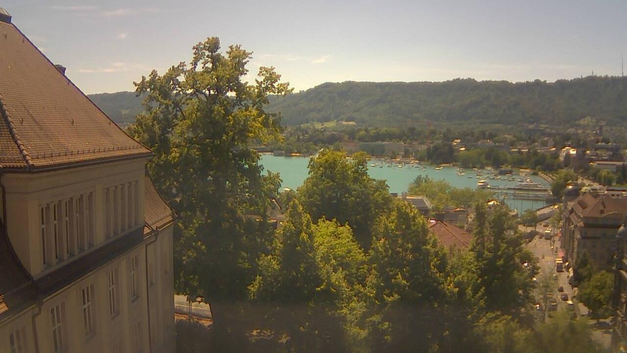 Webkamera Zurich: Uetliberg − Lake Zurich
