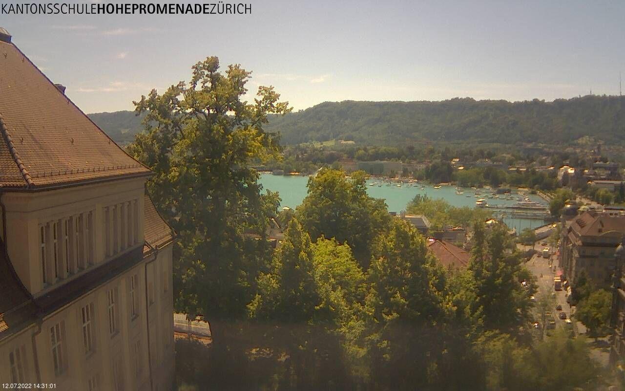 Zürich: Uetliberg - Zürichsee