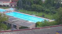 Jaromer: Webkamera bazén Jaroměř - Day time
