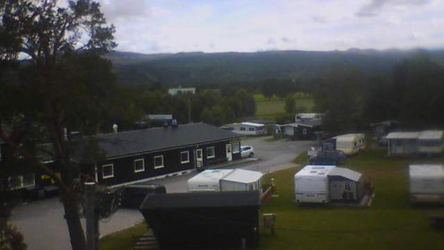 Webcam Geitryggengruver: Grimsbu Turistsenter, View of Rø