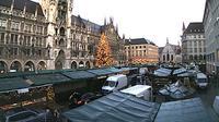 Munich: Marktplatz - Day time
