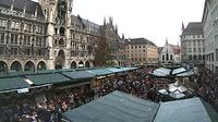 Munich: Marktplatz - El día