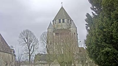 Provins: Webcam de - La Tour César