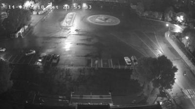 Webkamera Ussuriysk: Тургенева 2 Привокзальная площадь