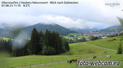 Thumbnail of Gruenenbach webcam at 1:05, Jul 30