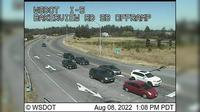 Bellingham: I- at MP .: Bakerview, SB Offramp - Overdag