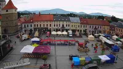 Hình thu nhỏ của webcam Miedzybrodzie Zywieckie vào 1:02, Th10 20